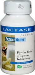 Natures way Lactase formule EnzymeActive (100 Capsules) - Nature's Way