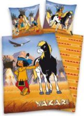 Herdings young collection Renforce-Kinder-Bettwäsche, 2-tlg. Yakari