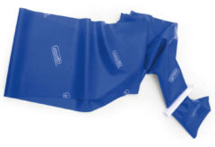Sissel Weerstandsband Fitband Blauw 14,5x500 Cm Sis-163.012