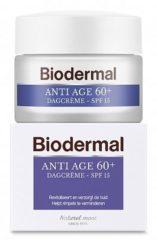 Biodermal Anti Aging 60 Dagcreme Anti Rimpel Creme Huidveroudering Rimpels Voorkomen