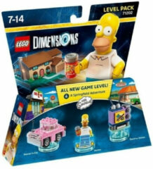 Warner Bros. Entertainment LEGO Dimensions - Level Pack - The Simpsons: Homer (Multiplatform)