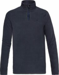 Blauwe Protest PERFECTO Fleece Heren - Space Blue - Maat S