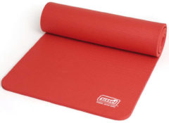 Sissel Sportmat 180x60x1.5 cm rood SIS-200.001.5