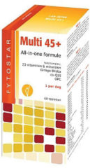 Fytostar Multi 45+ All-in-one Formule Tabletten 60st