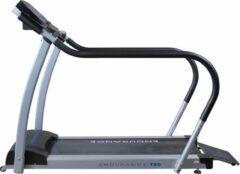 Grijze Body-Solid BodySolid T50 Loopband Met Handrails - Uitstekende Garantie - Extra Veilig & Comfortabel - Cardio & Fitness Apparaat - Thuis Sporten