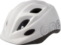 Witte Bobike One Plus baby/peuter helm XS - Snow White