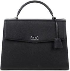 Zwarte SOCHA Dames Laptoptas 13,3 inch Audrey Black