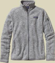 Patagonia Better Sweater Fleece Jacket Women Damen Fleecejacke Größe L birch white