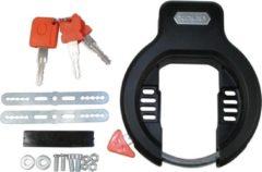 Zwarte Merkloos / Sans marque Xolid Ringslot 740 deluxe - 3 sleutels