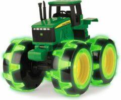 Groene Tomy - John Deere Monster Lightning Wheels - John Deere