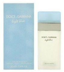 Dolce&Gabbana Dolceegabbana light blue pour femme eau de toilette 50 ML + 4,5 ml EDT