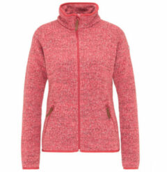 Columbia - Women's Chillin Fleece Non Hooded - Fleecevest maat M, rood/roze
