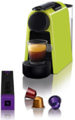 Groene Nespresso Magimix Essenza Mini M115 - Koffiecupmachine - Lime Green