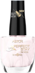 Astor Make-up Nägel Perfect Stay Gel Shine Nagellack Nr. 116 Seashell White 12 ml