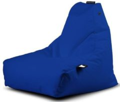 Donkerblauwe B-bag extreme lounging Extreme Lounging B-Bag Mini-B Kinder Zitzak - Royalblue