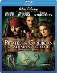 Walt Disney Pictures Pirates Of The Caribbean: Dead Man's Chest (Blu-ray)