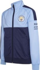 Lichtblauwe Manchester City trainingspak 20/21 - officieel Manchester City product - Man City pak - Man City vest en trainingsbroek - 100% Polyester - maat 152