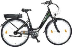 Fischer Bike FISCHER E-Bike CITY ECU 1703, Mittelmotor 36V/317Wh und LCD-Display