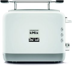 Kenwood Home Appliance TCX751WH Broodrooster Met broodrekje, 2 branders, Met bagelfunctie Wit