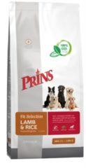 Prins Fit Selection Lam & Rijst - Hond - Volledig droogvoer - 1 x 15 kg