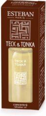 Esteban Classic - Navulling - Geurolie - 15ml - Teck Tonka