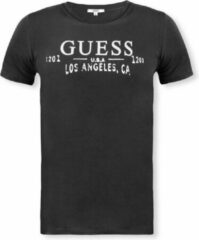 Guess T-shirt Zwart