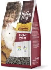 Hobbyfirst Hope Farms Rabbit Pellet - Konijnenvoer - 4 kg