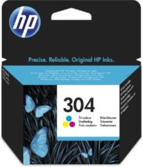 Gele HP HP 304 INK COLOR inktcartridge (kleuren)