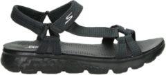 Skechers Goga Max dames sandaal - Zwart - Maat 39