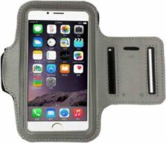 Go Go Gadget Sport Armband - Universeel - Verstelbaar - Hardlooparmband - Spatwaterdicht - Bescherming - Lichtgewicht - 78 x 150 mm (4,7 inch) - Grijs
