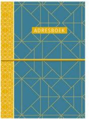 PaperStore Adresboek (klein - A6) - Patterns