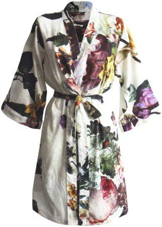 Afbeelding van Essenza Kimono Fleur Ecru-Maat: XL