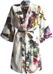 Essenza Kimono Fleur Ecru-Maat: XL