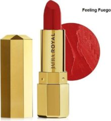 Jafra Royal Luxury Matte Lipstick Feeling Fuego
