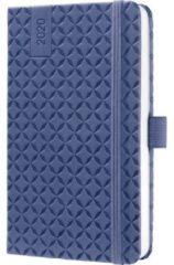 Sigel Weekkalender Jolie® 2020 indigo blue J0100 DIN A6 Kleur cover: Blauw 1 stuk(s)