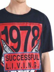 Blauwe Diesel heren t-shirt S