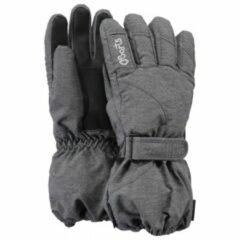 Grijze Barts Tec Gloves Unisex Handschoenen - Dark Heather - Maat 6 (circa 10-12 jaar)