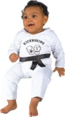 Witte KWON Kickboxing baby pakje
