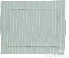 Boxkleed Baby Anne-Cy Basel Kabel Mint