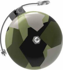 URBAN PROOF UrbanProof Retro bel 6 cm Camouflage groen