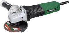 HiKOKI/Hitachi haakse slijpmachine - G13VAWKZ - 125 mm - 1500 W