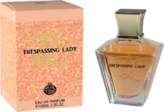 Real Time Tresspassing Lady's geurende waterstraal 100ml