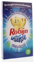 Robijn Intense droogtrommeldoekjes morgenfris - 20 stuks