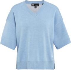 G-Star RAW G-Star G-Star Shirt Knitted V-Neck Tee D19331-C707-C356