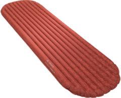 Vaude - Hike 9 - Slaapmat maat 196 x 62 x 9 cm - Long, rood