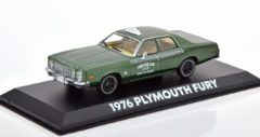 Plymouth Fury Checker Cab Beverly Hills Cop 1976 Groen 1-43 Greenlight Collectibles