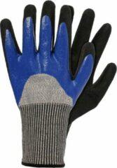 Blauwe TalenTools Werkhandschoenen snijbestendig XL