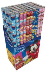 Kadopapier Disney 200x70cm LOSSE ROL