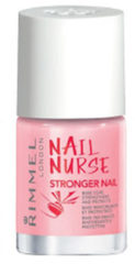 Transparante Rimmel London Nail Nurse Stronger Base- & Topcoat Nagellak