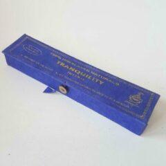 Blauwe Varada Tibetaanse Tranquility wierook - cadeau verpakking - Anti-stress